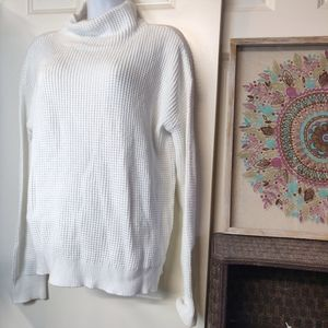 Michael Kors White knit sweater